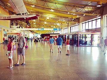 Terminal - public access area