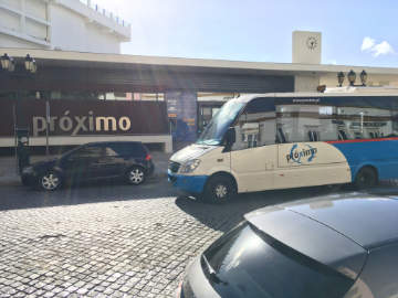 Faro terminal bus station