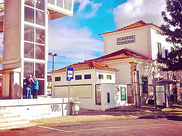 Albufeira-Ferreiras train station